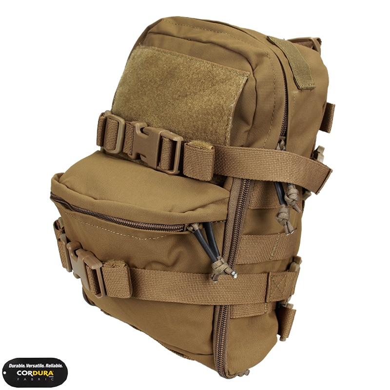 TMC Mini bolsa de hidratación Molle mochila Paintball Airsoft Equipo de Combate mochila de Deportes de senderismo 2503