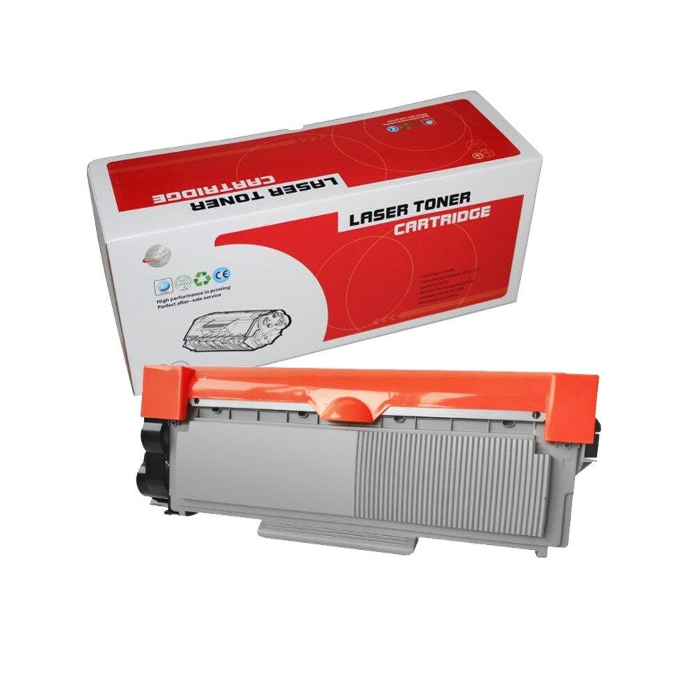 YLC 1 Uds TN660 TN2380 TN28J cartucho de tóner Compatible para Brother HL-L2300d/L2300dr/L2320d/L2340dw/L2360dw/L2380dw impresora