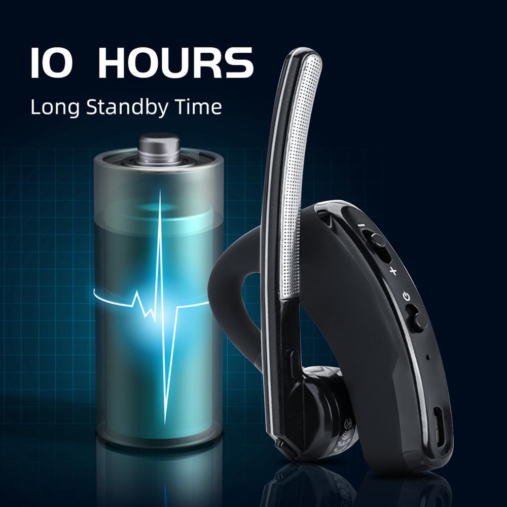 Baofeng talkie-walkie casque PTT sans fil Bluetooth écouteur pour Radio bidirectionnelle K Port casque sans fil pour UV 5R 82 8 W 888 s