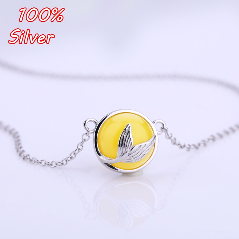 10mm sterling silver Color empty 925 silver plated white gold pendant empty tray diy inlaid beeswax amber pendant blank