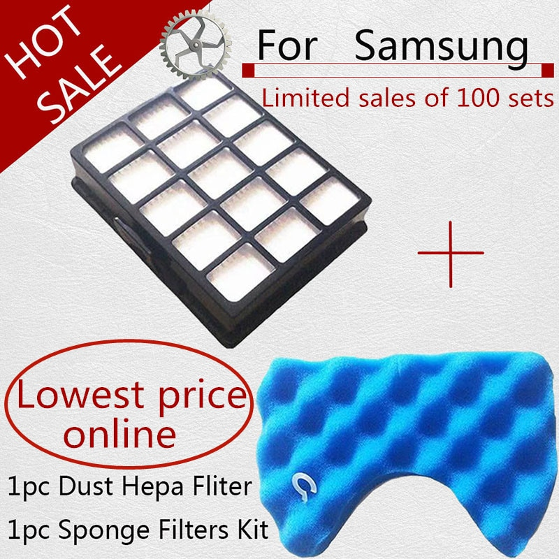 Vacuum Cleaner Parts Vacuum Filter for Samsung Hepa Filter for Samsung DJ97-00492A SC6520 SC6530/40/