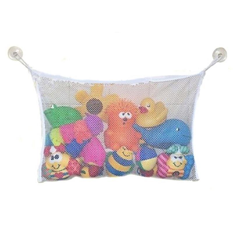 Игрушки аккуратные сумки с сеткой для малышей хранения игрушек ванной на