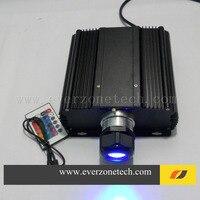 High Brightness 45w with IR LED light generator optic fiber with RGB colors fiber optic star ceiling light engine