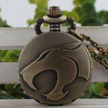 Steampunk Game of Thrones House Targaryen montre de poche