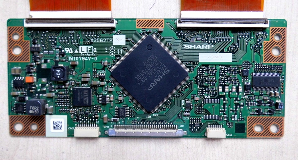 Placa lógica tela Original LK315T3LZ54 TW10794V-0 X3562TP XF