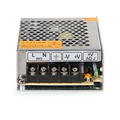 Alta calidad LED Transformateur Electronique Transfo 50W 4A AC 100-220V Vers 12V DC