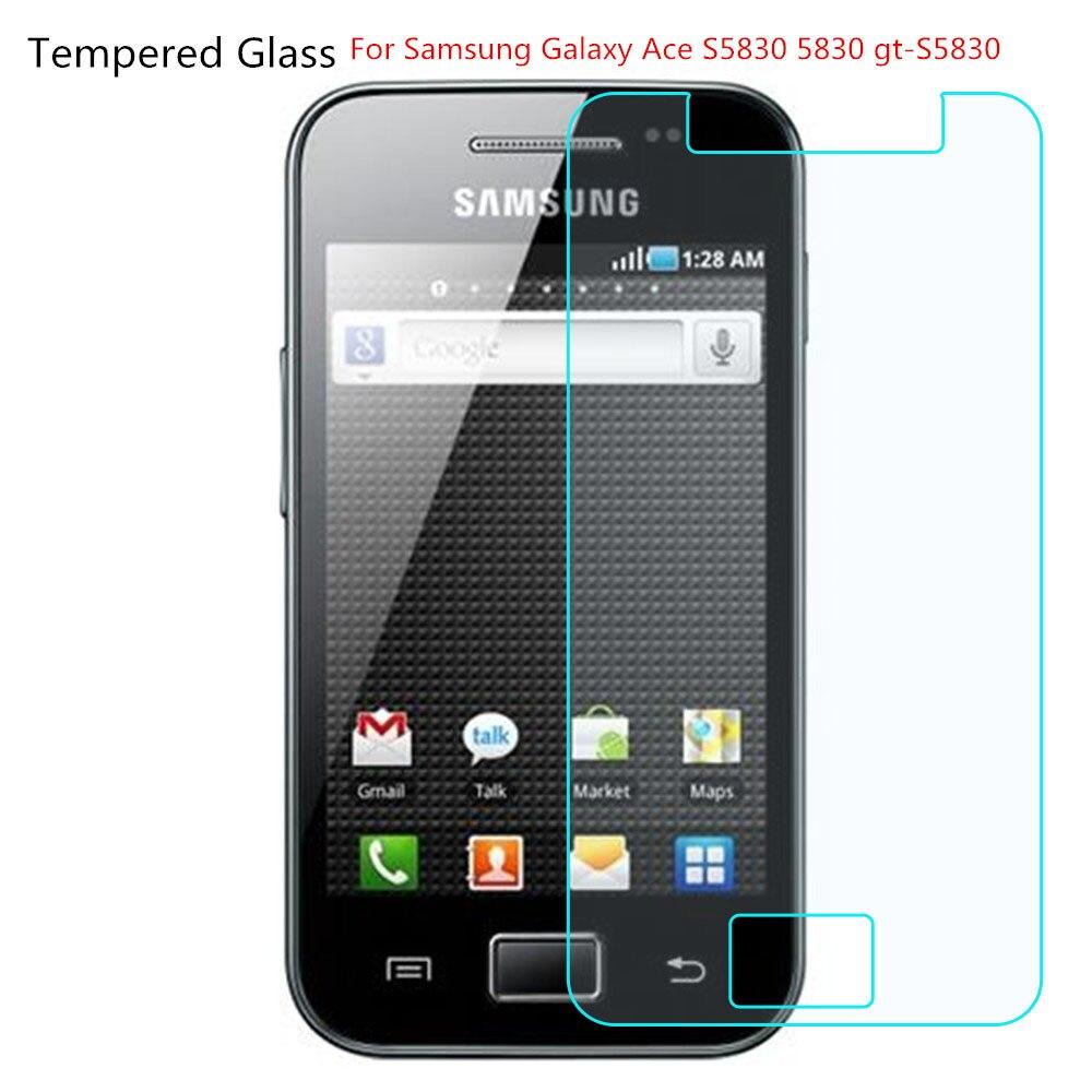 Protector de pantalla de vidrio templado 9H Premium para Samsung Galaxy Ace...