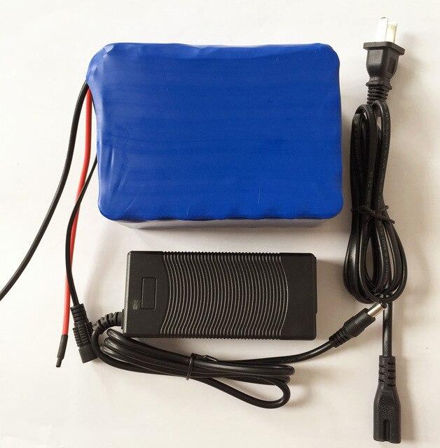 LiitoKala-batería para silla de ruedas eléctrica, kit de motor DE 24 v,...