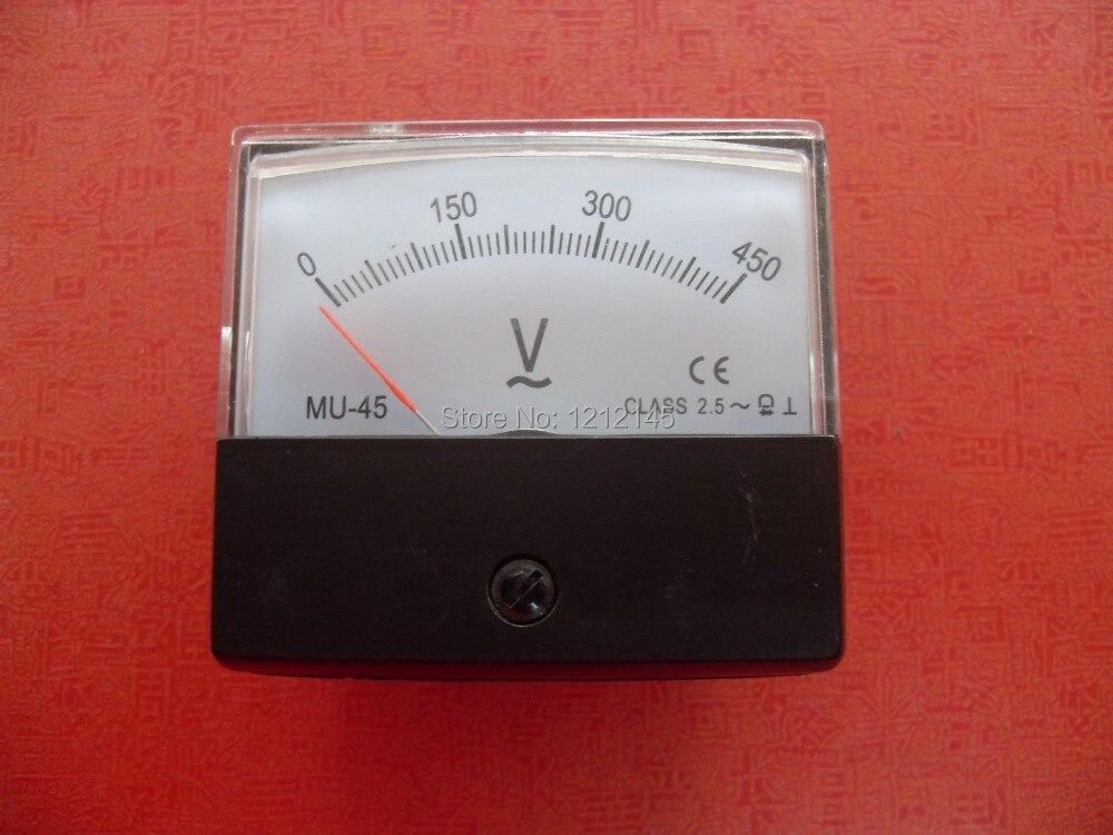 450 V Voltímetro Para O Gerador 154F 152F 168F 170F 188F 190F