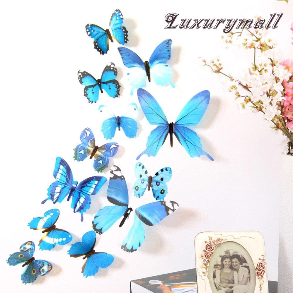Calcomanías de decoración para el hogar, pegatinas de pared de PVC con...