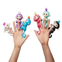 Genuine License Fingerlings Monkey Finger Baby Monkey Interactive Baby Pet Intelligent Toy Tip Monkey Finger monkey ZT005