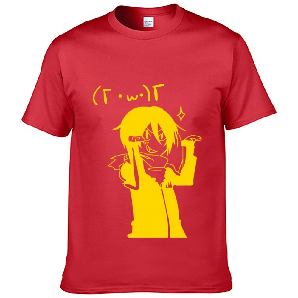 Pye Dios Noragami Yato camiseta de cómic de animación Cosplay moda Azathots