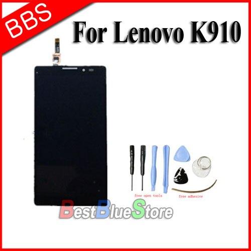 Reemplazo para la pantalla LCD Lenovo VIBE Z K910 con montaje de digitalizador con pantalla táctil + herramientas envío gratis