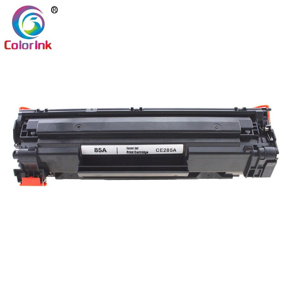 Цветной картридж CE285A 285A 85A 85 для HP LaserJet Pro P1102 M1130 M1132 M1210 M1212nf M1214nfh M1217nfw черный принтер