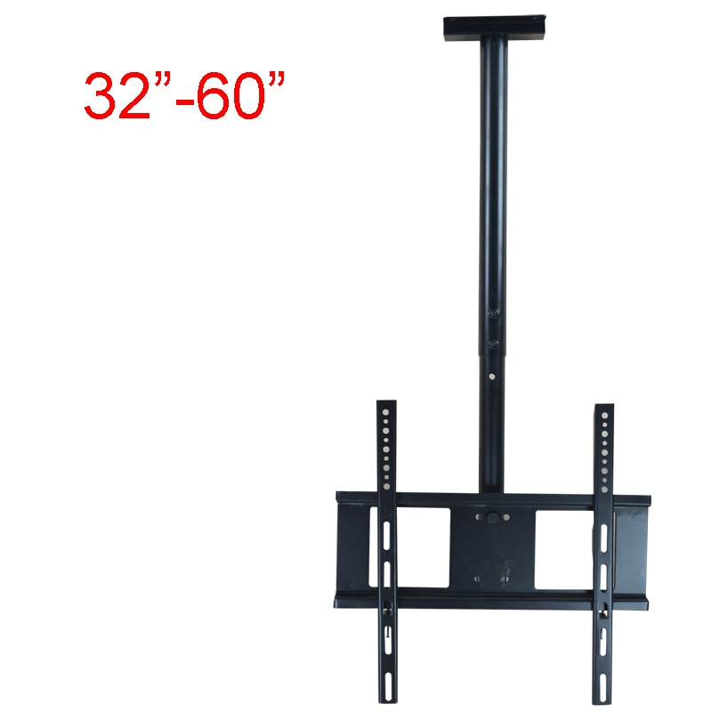 "32-60"" TV Ceiling  Mount 360 Degree Full Motion Free Lifting LCD LED TV Roof Mount Bracket Holder Max.Loading 60kgs HX60"