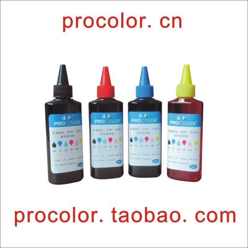 T1261-T1264 T1271-T1274 de recarga de tinta de CISS tinta de tinte especial para EPSON WF 630 633 635 60 840 WF630 WF633 WF635 60 WF840