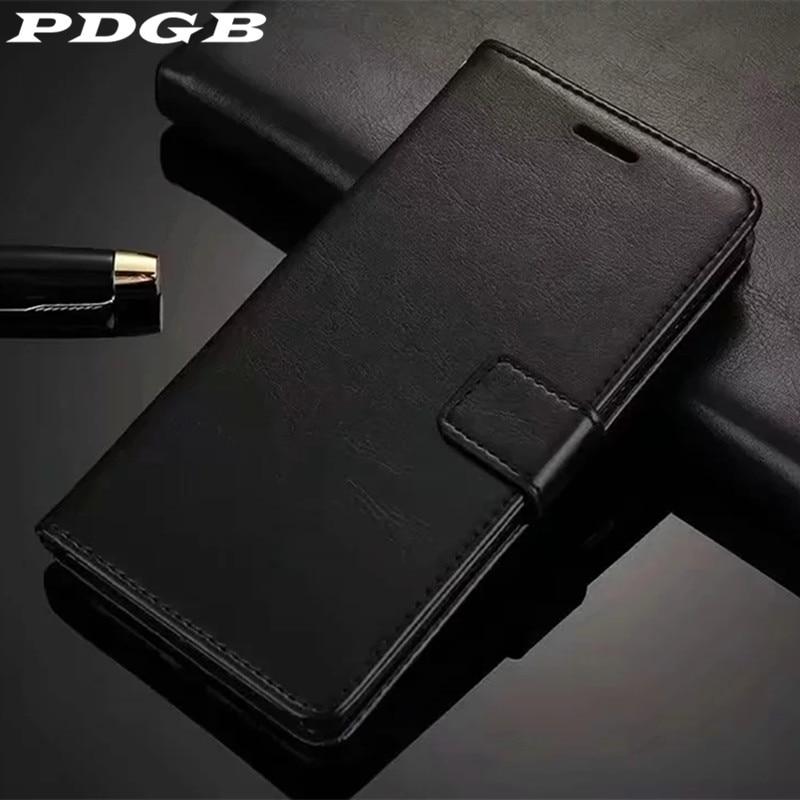 PDGB PU Funda de cuero para Huawei Honor 8s 8A 8C 8X 9A 9X 9 jugar 10 Lite 10i 20 30 Pro V20 ver Libro de negocios Flip Cover