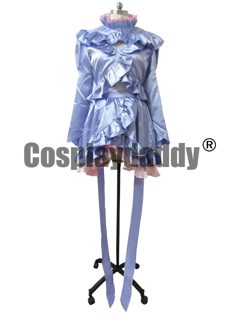 Rozen Maiden Barasuishou Lolita Cosplay traje