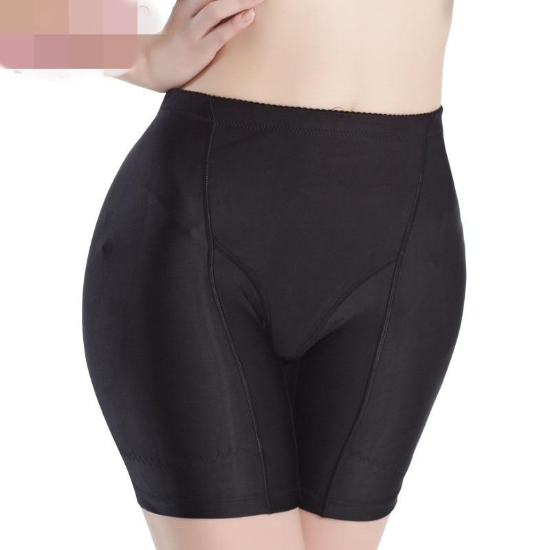 2017 Nuevo Sexy mujer Foams Padded pantalón Shapewear trasero cadera mejorar ropa interior bragas Shapers Hop realzador envío gratis