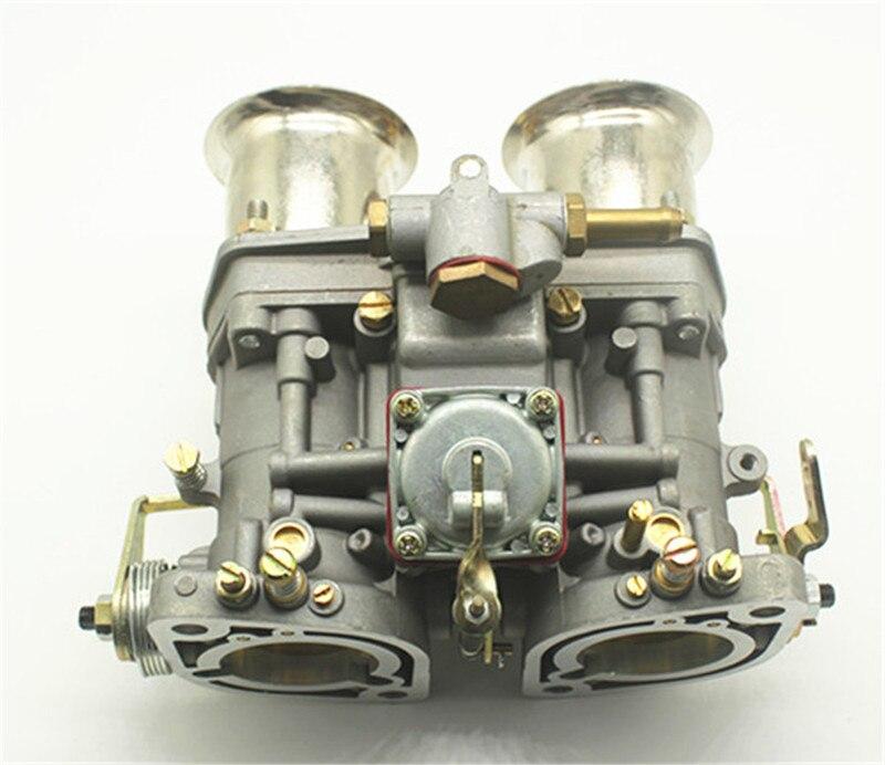 2 unids/lote calidad 44 de las FDI Oem carburador + aire repuesto para bocina de aire para Solex Dellorto Weber ajuste Opala Bug/bettie/vw Dellorto