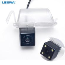 LEEWA HD Car Backup Rear View Camera 4LED For Buick Park Avenue/Chevrolet Camaro/Sail Reverse Parking Camera #CA4545/CA4725