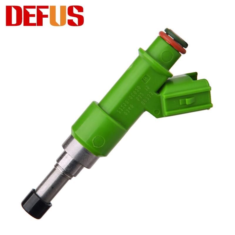 Inyectores de combustible de 12 Uds 23250-0C020 23209-0C020 232500C020 232090C020 para el reemplazo de inyección de combustible TOYOTA 2TRFE Hilux Vigo