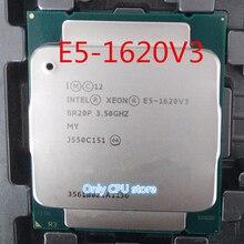 Intel Xeon E5 E5-1620V3 v3, 1620 GHz, 4 cœurs, 10MB, 3.50 v3 DDR4, E5-1620 MHz, 2133 TPD, FCLGA2011-3 W, livraison gratuite