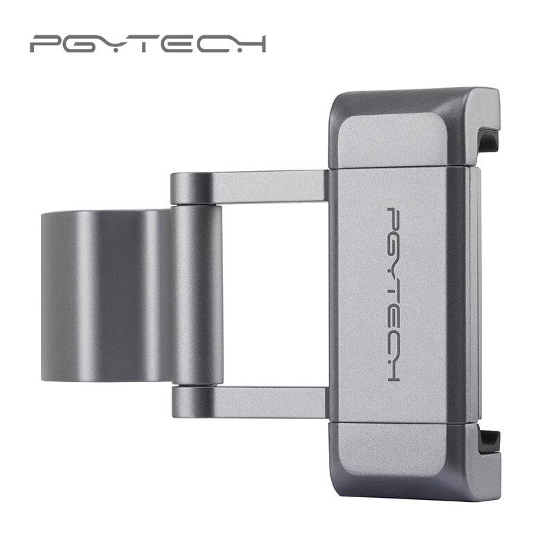 DJI Osmo Pocket Accessories Phone Holder Mount Bracket Set Fixed Stand Bracket for DJI Osmo Pocket Handheld Gimbal Camera