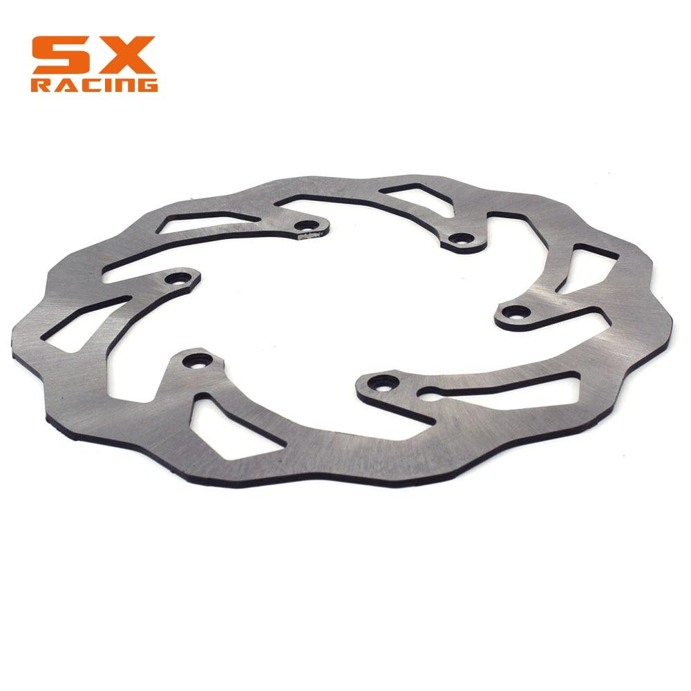 260mm rotor do disco de freio dianteiro da motocicleta para ktm sx xc exc xcw xcfw 125 250 350 450 530 tc fc tx fx 125-450 te fe 125-501 14-18