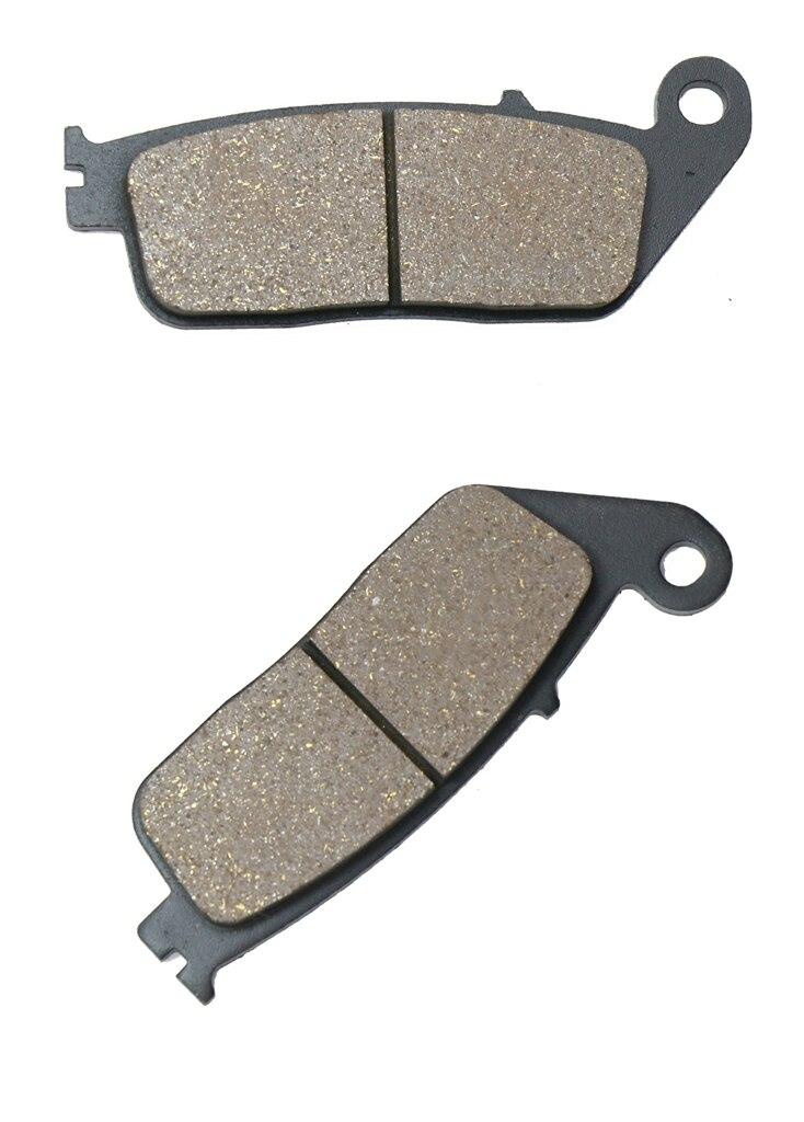 Disc Brake Pads Set for DAELIM Street Bike VL250 VL 250 Daystar 2013 - 2014