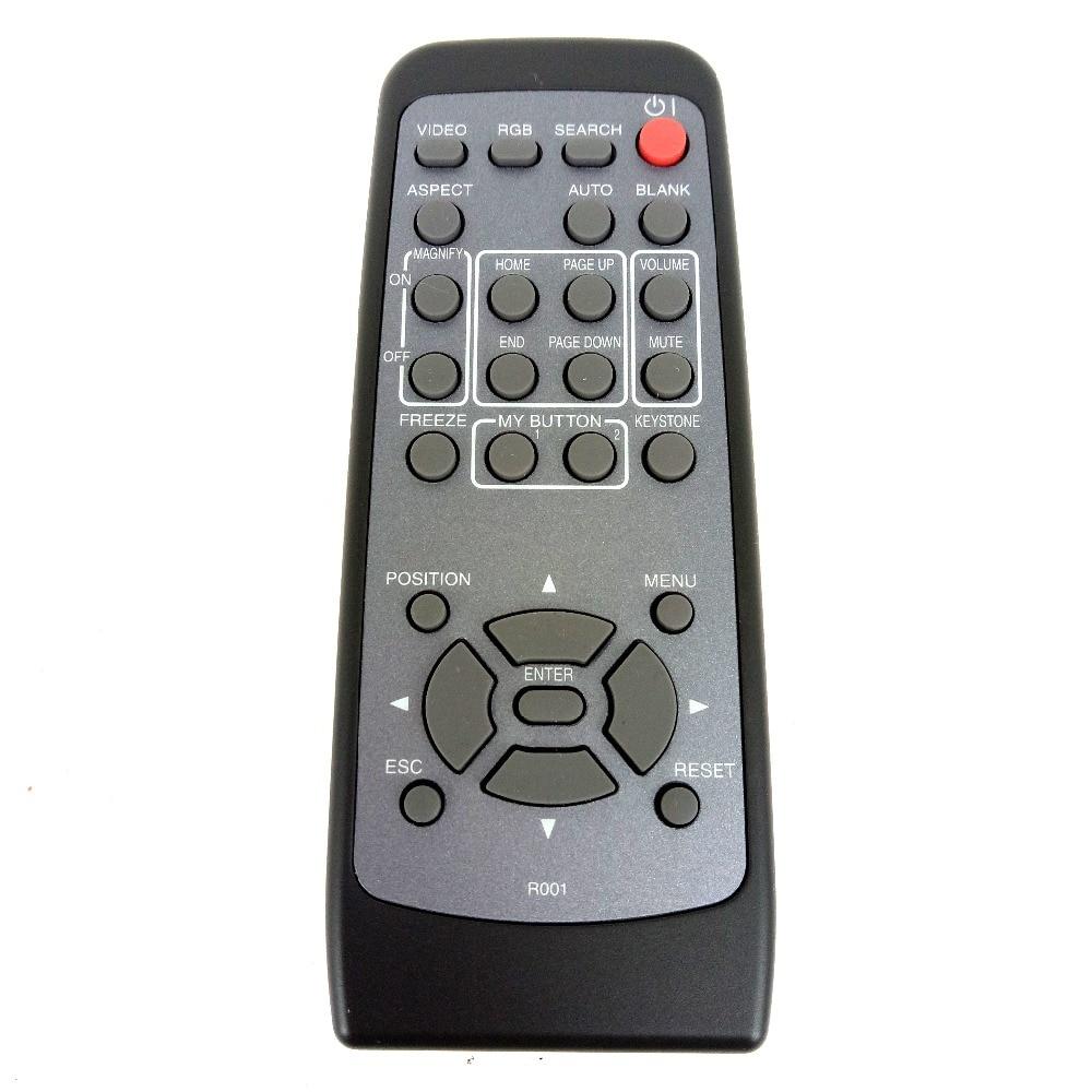 NEW Original for HITACHI PROJECTOR Remote control R001 R004 R002 R003 R017A IMAGEPRO CPS240 Fernbedienung