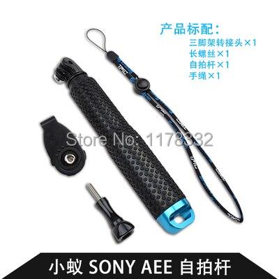 Monopié de mano de buceo/tornillo para Cámara de Acción Sony HDR AZ1...