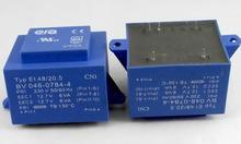 1 pcs Nieuwe Britse era verzegelde transformator dubbele 12.7 V/15 W EI48/20.5 BV 048-0784 -4
