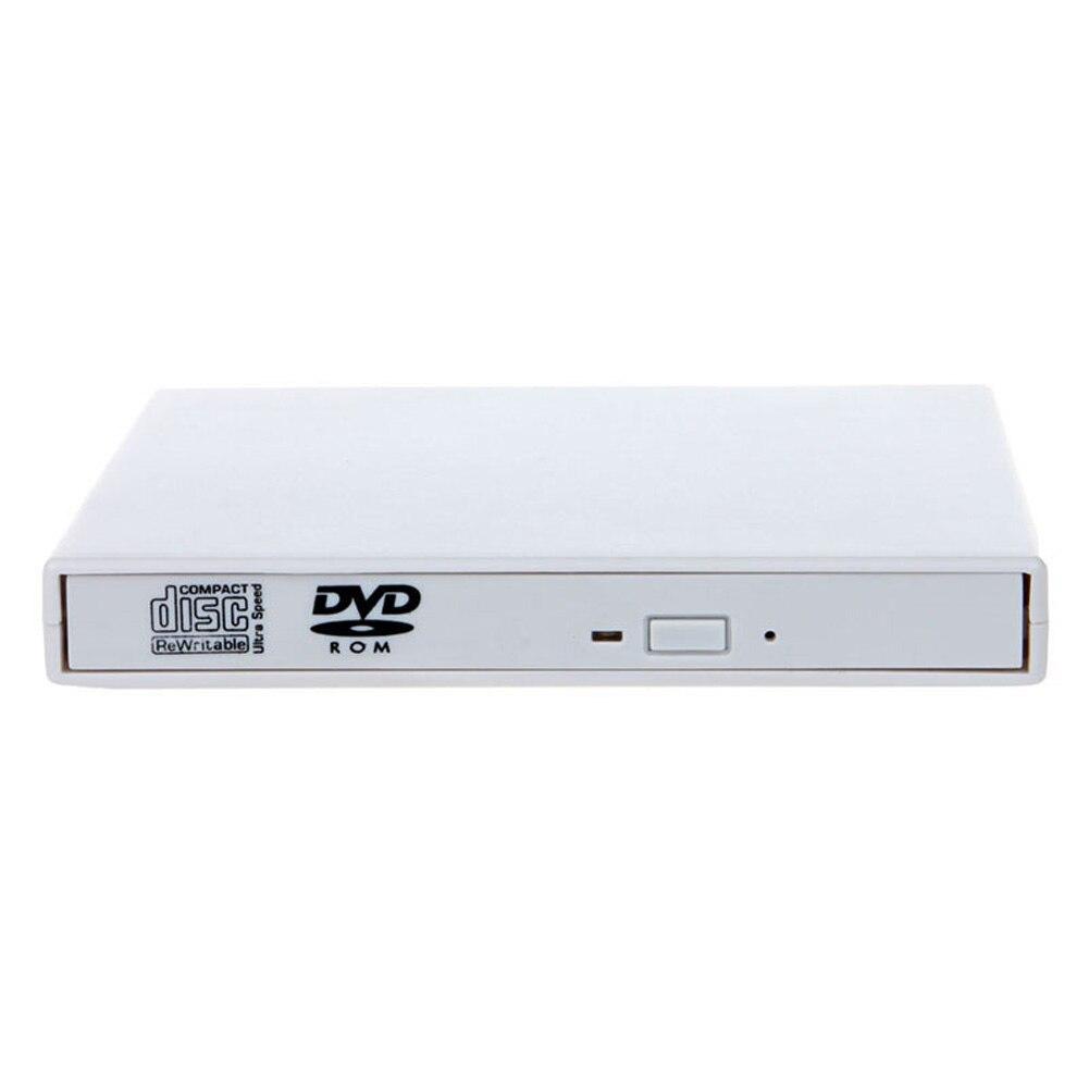 USB2.0 الخارجية دي في دي كومبو CD-RW محرك CD-RW دي في دي ROM CD سائق للكمبيوتر/كمبيوتر محمول/دفتر-أبيض ND998