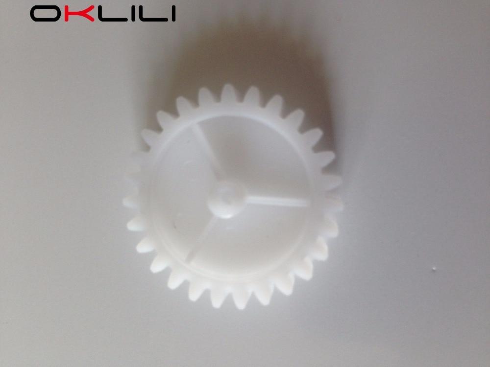 5PCX RU5-0307-000 RU5-0307 RU5-0307-000CN Drive gear 27 T para HP 1160 1320 3390 3392 M2727 P2014 P2015 P2035 P2030 P2050 P2055