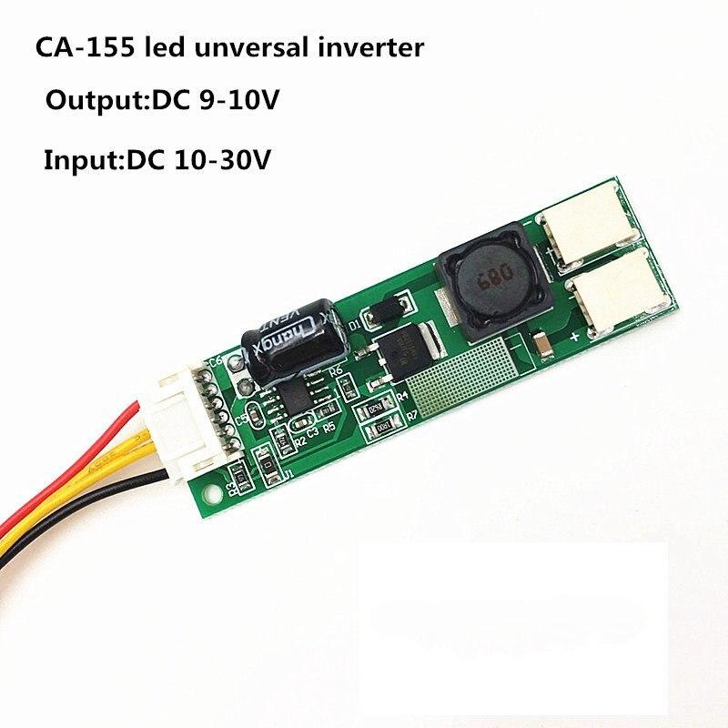 20 قطعة/الوحدة CA-155 10-30 فولت العالمي LED مجلس تيار مستمر محول مصدر الحالي
