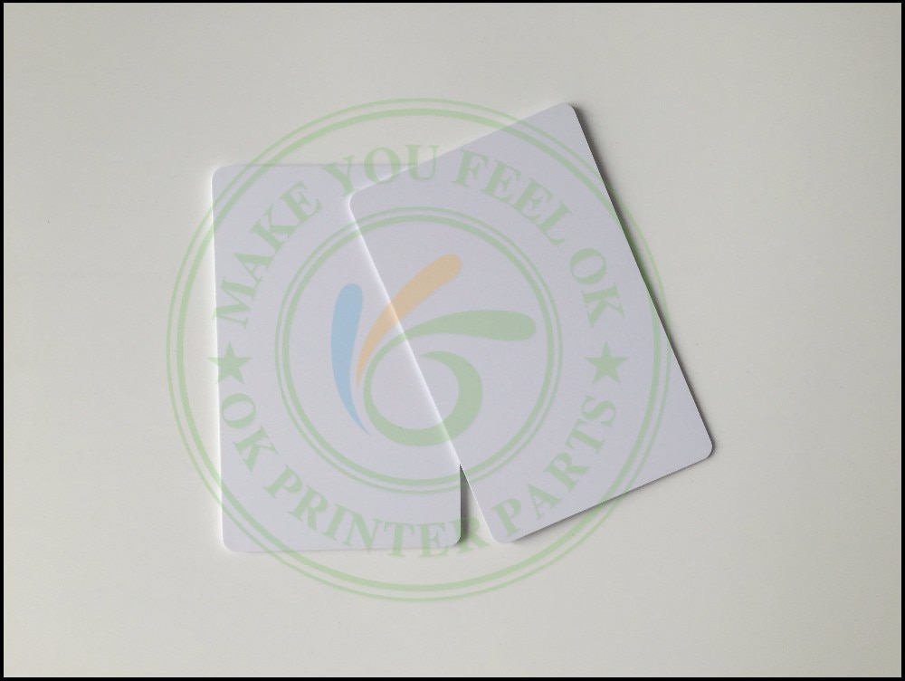 230PC Brilhante CARTÃO de PVC para impressão a jato de tinta para Impressora Epson R260 R270 R280 R290 R330 R390 T50 P50 L800 L801 Px650 R200 R210 R220 R230 R300