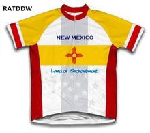 Yeni Meksika Bisiklet Forması Erkekler Kadınlar maillot ciclismo bisiklet giyim giyim spor Ropa Ciclismo