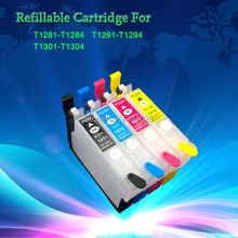T1301-T1304 navulbare inkt kit voor stylus sx525wd sx620fw SX445 BX525WD BX625FWD BX925FWD B42WD BX925FW BX535WD BX635FWD