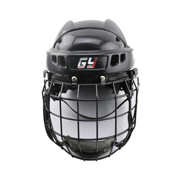 Customized Made high quality white Protective Ice Hockey Helmets