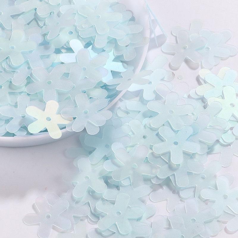 10 г/упак. Волшебные красочные небесно-голубые блестки, свободная тесьма с пайетками для шитья, свадебного ремесла, подарок на день рождения, ...