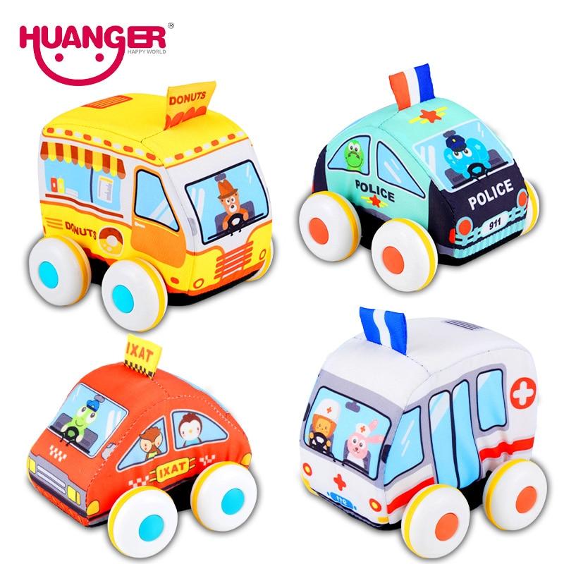 Тканевые игрушечные машинки, гоночные машинки, детские развивающие мини-игрушки с героями мультфильмов для мальчиков, подарки, игрушечные ...