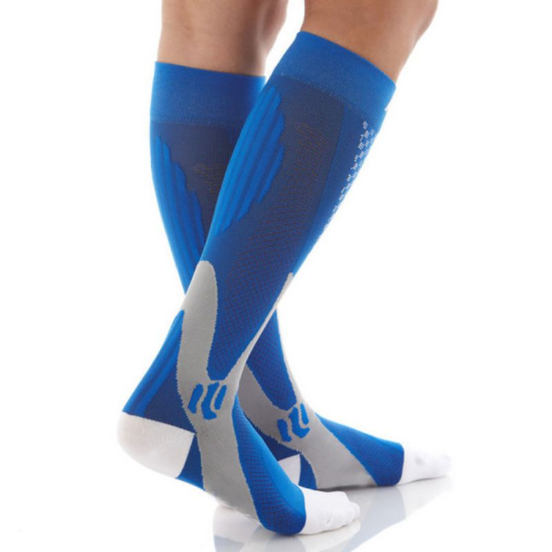 Дышащие компрессионные колготки унисекс, поддерживающие ноги, для фитнеса