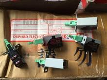 Fuhua SDLD1P-commutateur dalimentation   Serrure à verrouillage automatique, interrupteur à bouton 4A/32A/250V, interrupteur TV