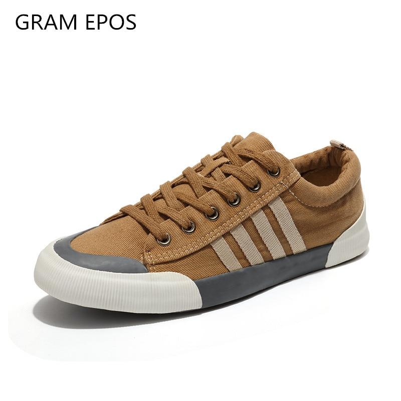 Sapatos de Lona Dedo do pé Gram Epos Unissex Masculinos Sapatos Casuais Desgastar-resistente Confortável Redondo Tênis Zapatillas Mujer 2021