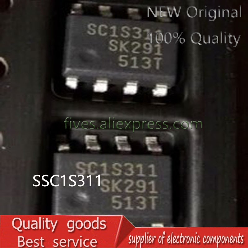 Envío libre, 10 unidades/lote SSC1S311 SC1S311 1S311 SOP8 IC
