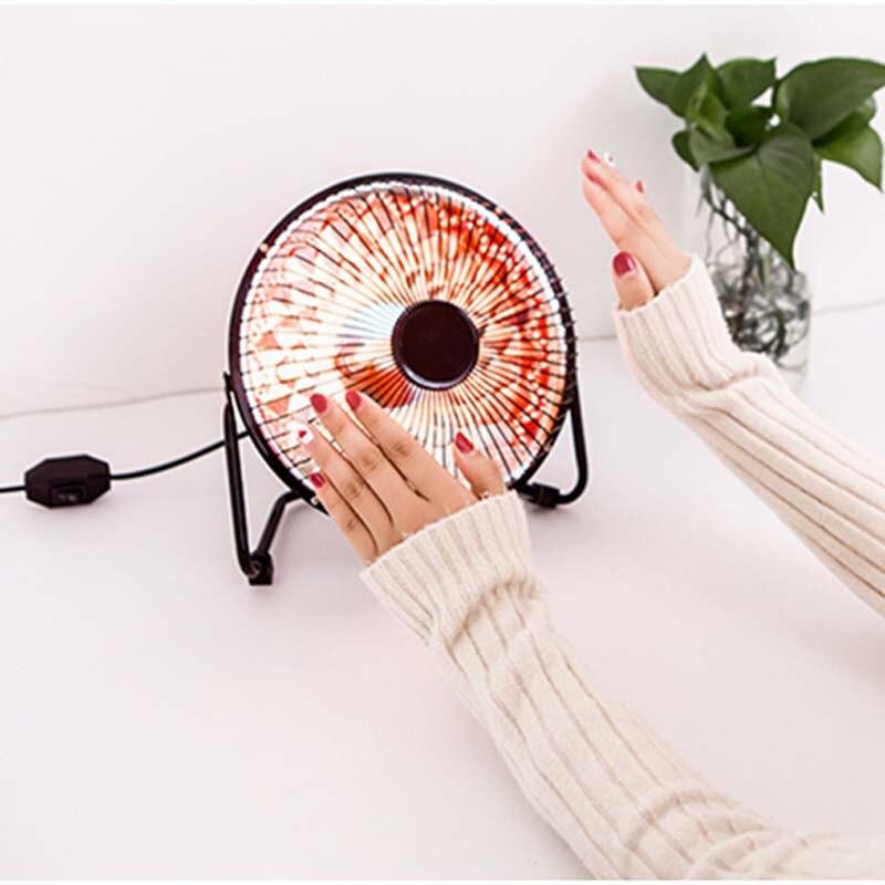 Карманный Настольный быстрый нагреватель Электрический мини кварцевая трубка маленький Солнечный нагреватель плита подогреватель для ру...