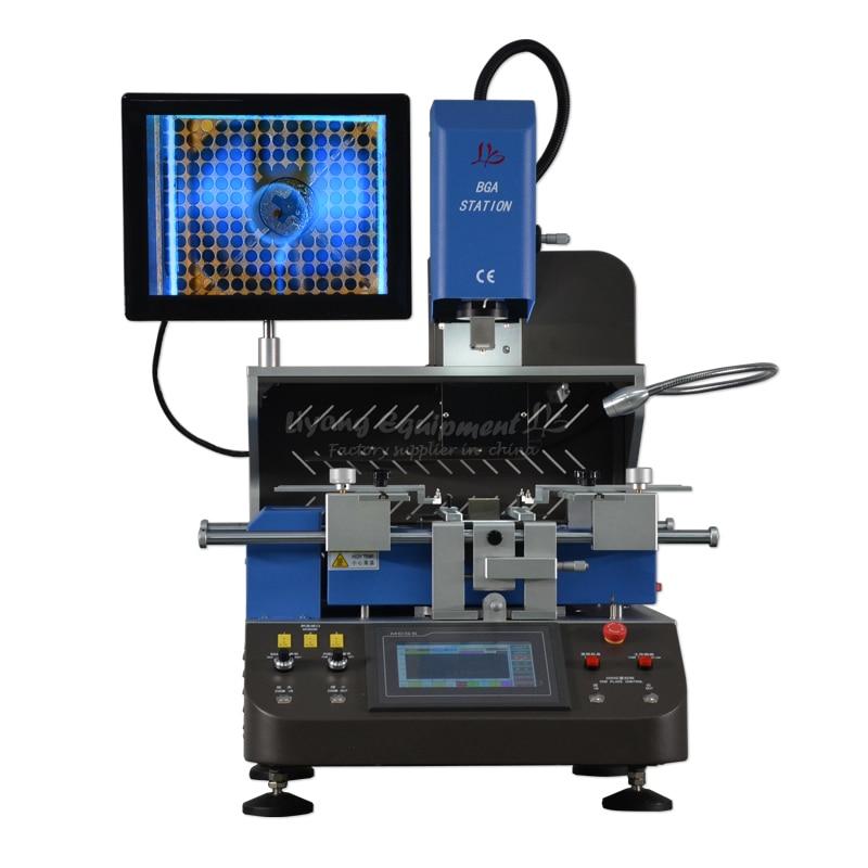 Sistema de alineación óptica automática BGA Rework Station machine LY G750