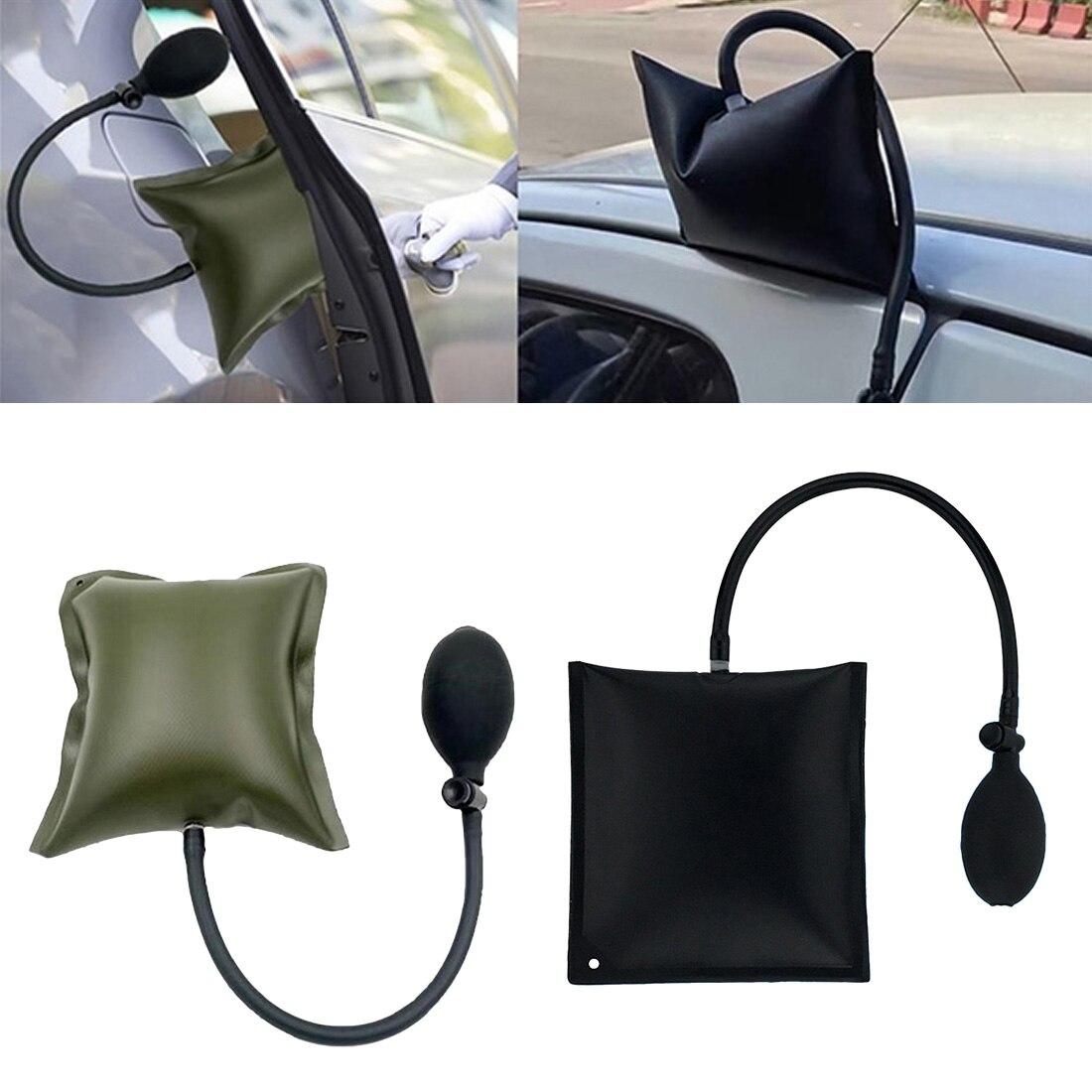Регулируемый автомобильный воздушный насос, инструмент для ремонта автомобиля, утолщенный набор инструментов для ремонта дверей автомобиля