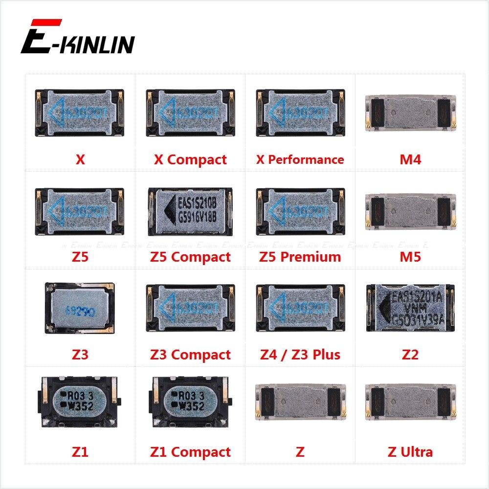 Наушники приемник Передняя верхняя часть уха Динамик Запасные части для Sony Xperia Z5 Premium Z4 Z3 Z2 Z1 Z Ultra M5 M4 X компактный производительность